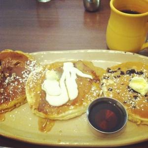 Snooze pancakes