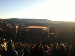 Red Rocks Easter Service
